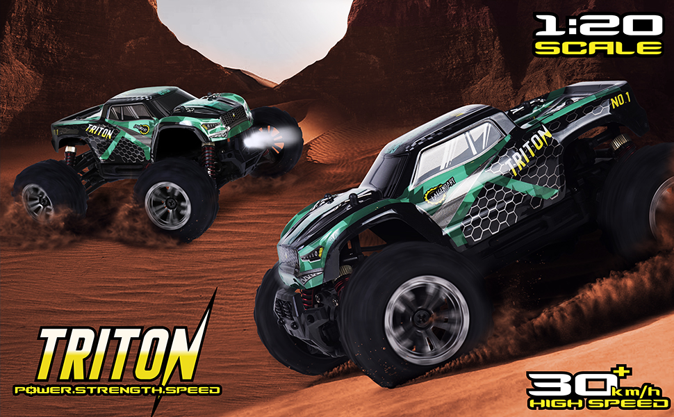 high speed truck toys