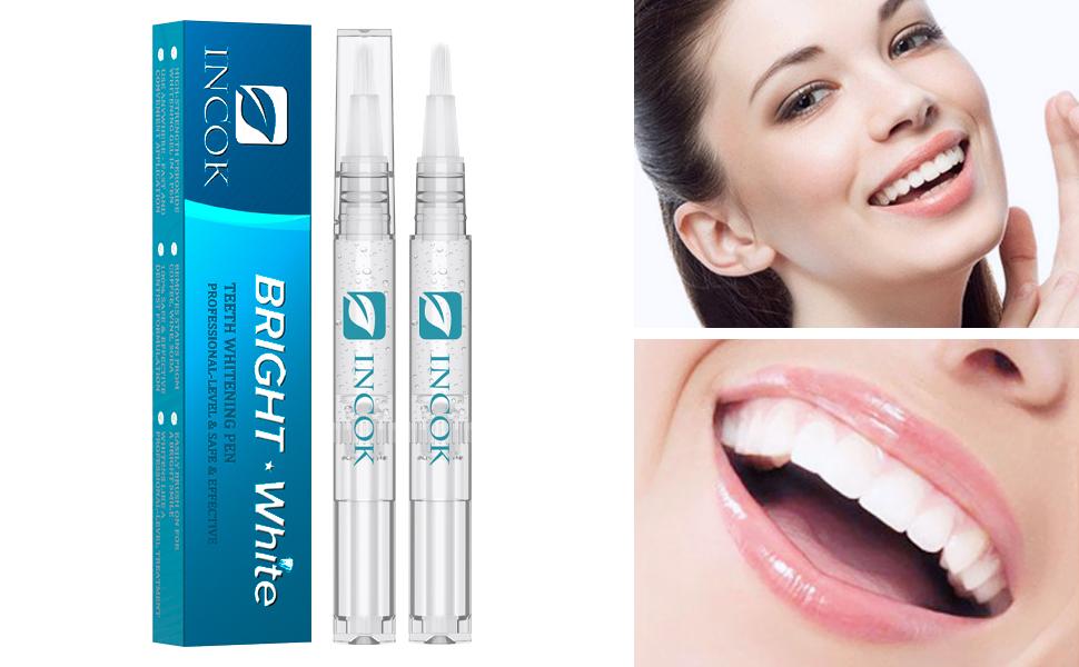 teeth hwitening pen 2 packs