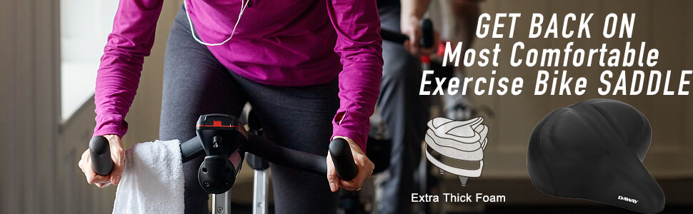 Support for Stationary Bikes, Spin bikes, Indoor Exercise Bikes, etc.