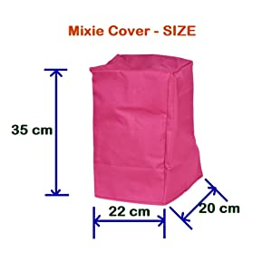 Mixer Cover - Size