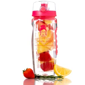 hydration water bottle infuser