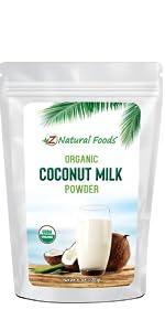 coconut milk powder small size