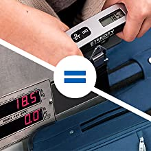 weight scale for luggage