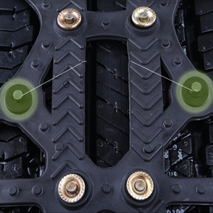 非金属タイヤチェーン