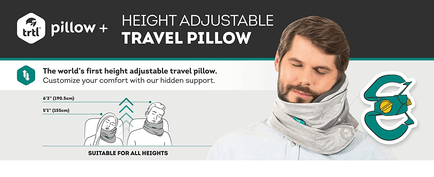 Trtl Pillow Plus Intro