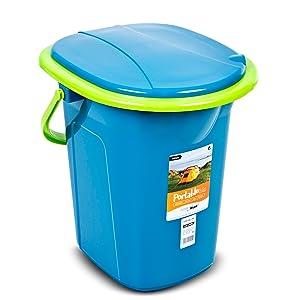 Green Blue GB320 Inodoro portatil para Acampanada Viaje Disponible en 5 Variantes de Color 19L