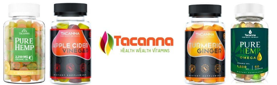 tacaanna dietary supplements product line tacanna amazon store tacanna on amazon turmeric ginger