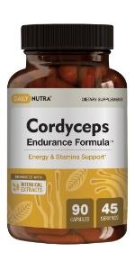 """Cordyceps Endurance Formula"""