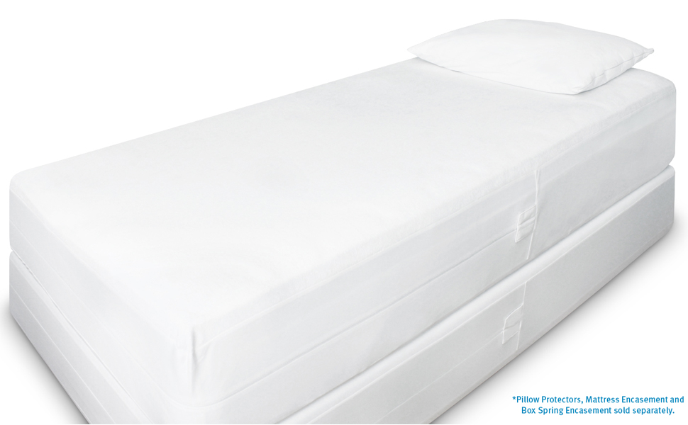 Amazon.com: Twin XL (13 16 in. Deep) SureGuard Mattress Encasement