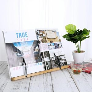 book stand and holders for reading