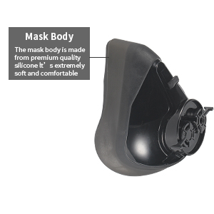 Training mask for woman