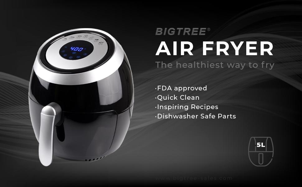 BIGTREE Air fryer