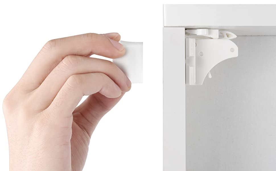 baby proofing vmaisi magnetic cabinet locks