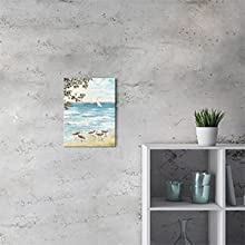 beach picture for bathroom