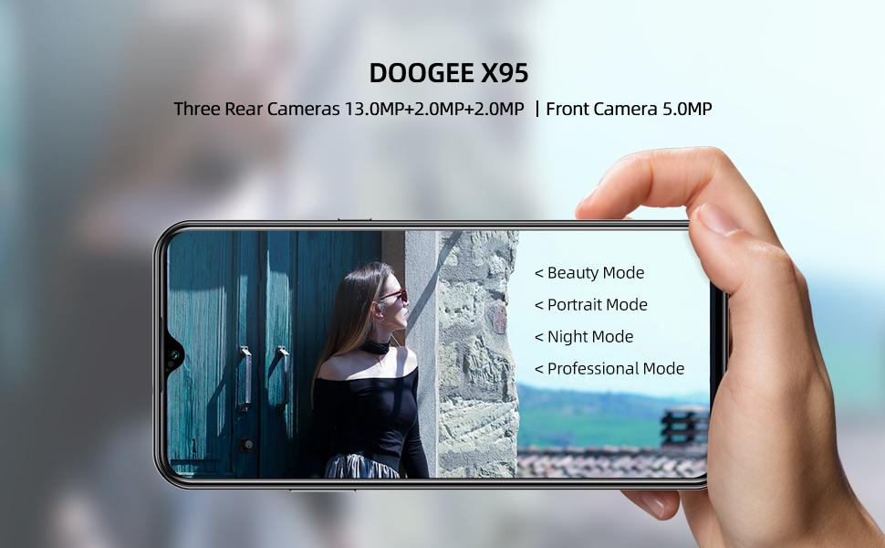 DOOGEE X95 Unlocked Smartphone