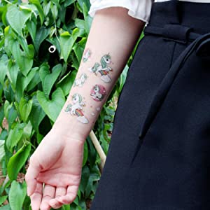 Unicorn Temporary Tattoos