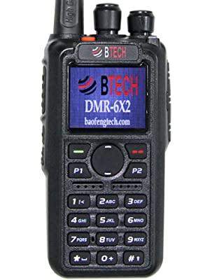 DMR-6X2 DMR Radio