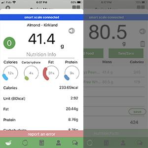 Nutri123 Nutritional Calculation