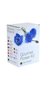Gourmet Flower Kit