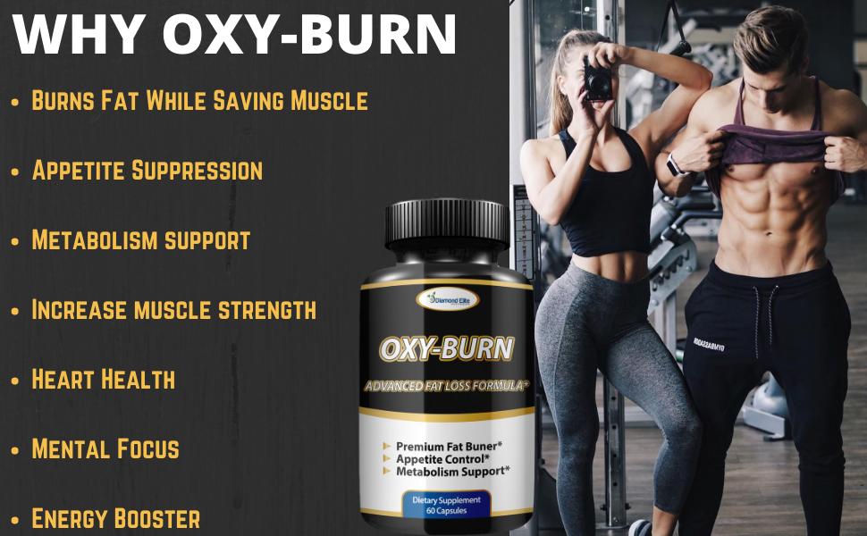 Oxy burn fat loss