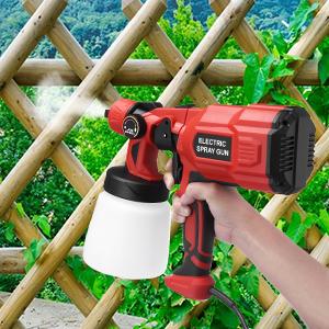 Strong Spray Force  amp; Lightweight
