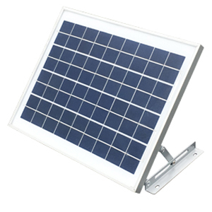solar power flood lights