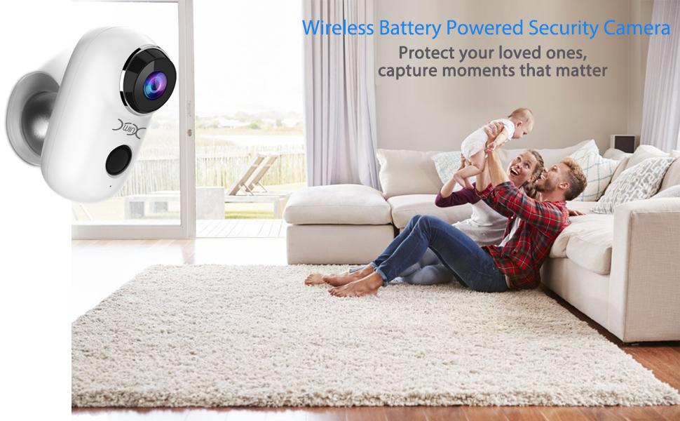 wireless security camera_outdoor camera_security camera outdoor