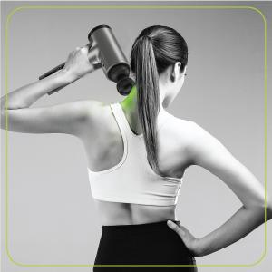 massagers massaging massager gun Massager machinemultifunctional muscle muscles neck pain stimulator
