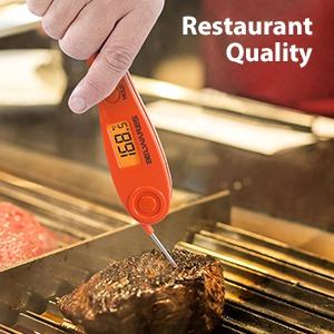restaurant quality meat thermometer