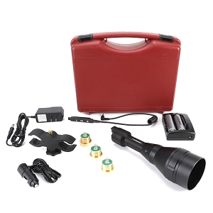 hunting flashlight kit
