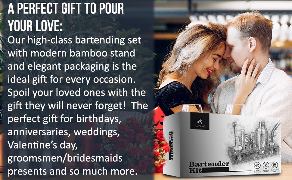 bartending gift