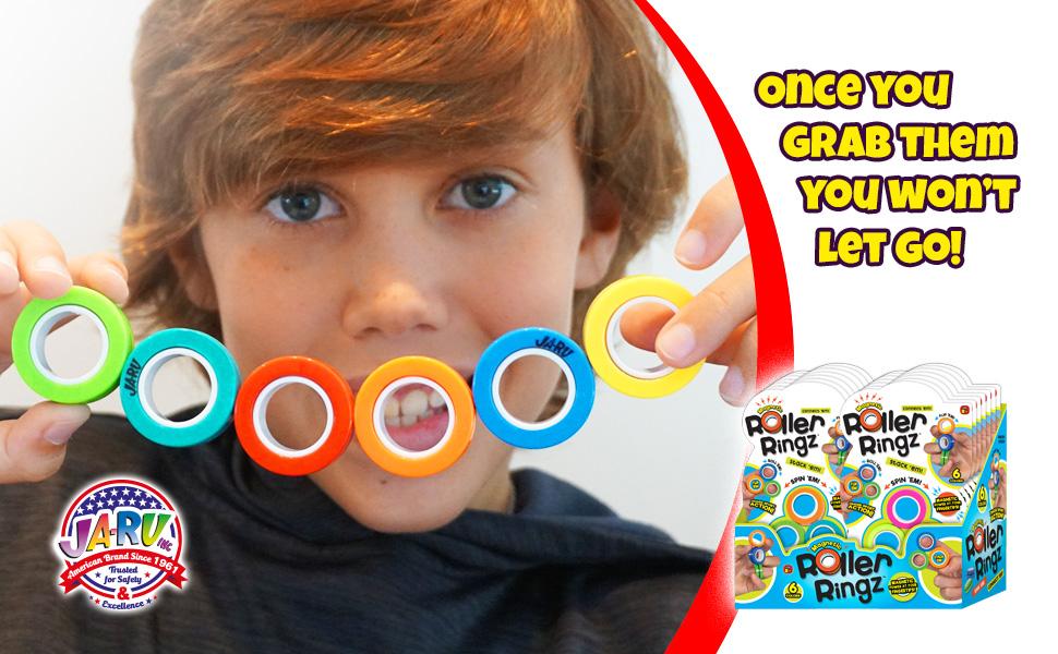 magnetic roller rings ja-ru