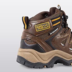 hiking hike boots boot shoes shoe lace up adventure trail outside outdoors