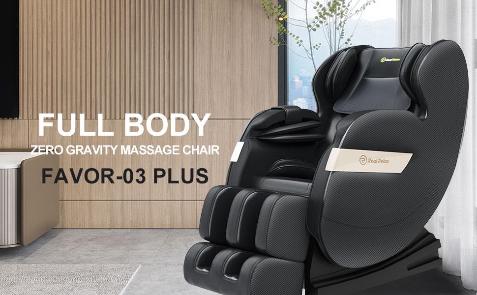 2020 massage chair, brown