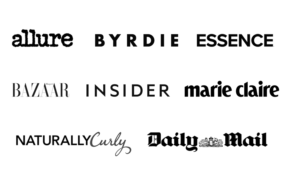 HairFlair products seen in press
