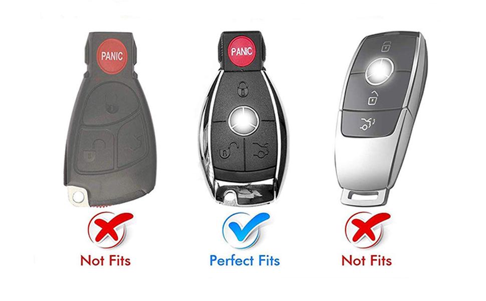 Benz car key case