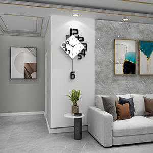 wall clocks for living room decor