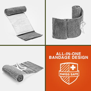 All-in-one bandage design