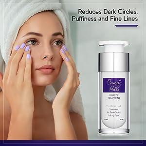 dark circle puffy eye cream
