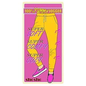 Shosho Womens Jogger Pants,Sweatpants,sweats,buttery soft,brushed,jogger pants for women,casual,soft