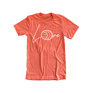 volleyball TEE TOP GIFT
