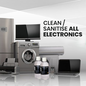 Clean and Sanitise All Electronics