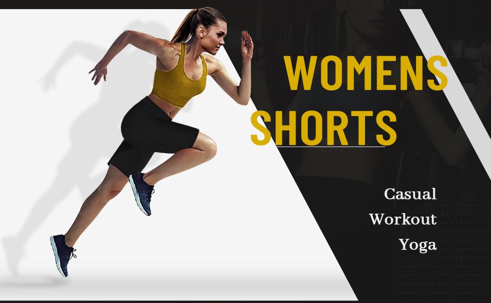 DIBAOLONG womens workout lounge sweat shorts yoga pants provide freedom comfy feeling