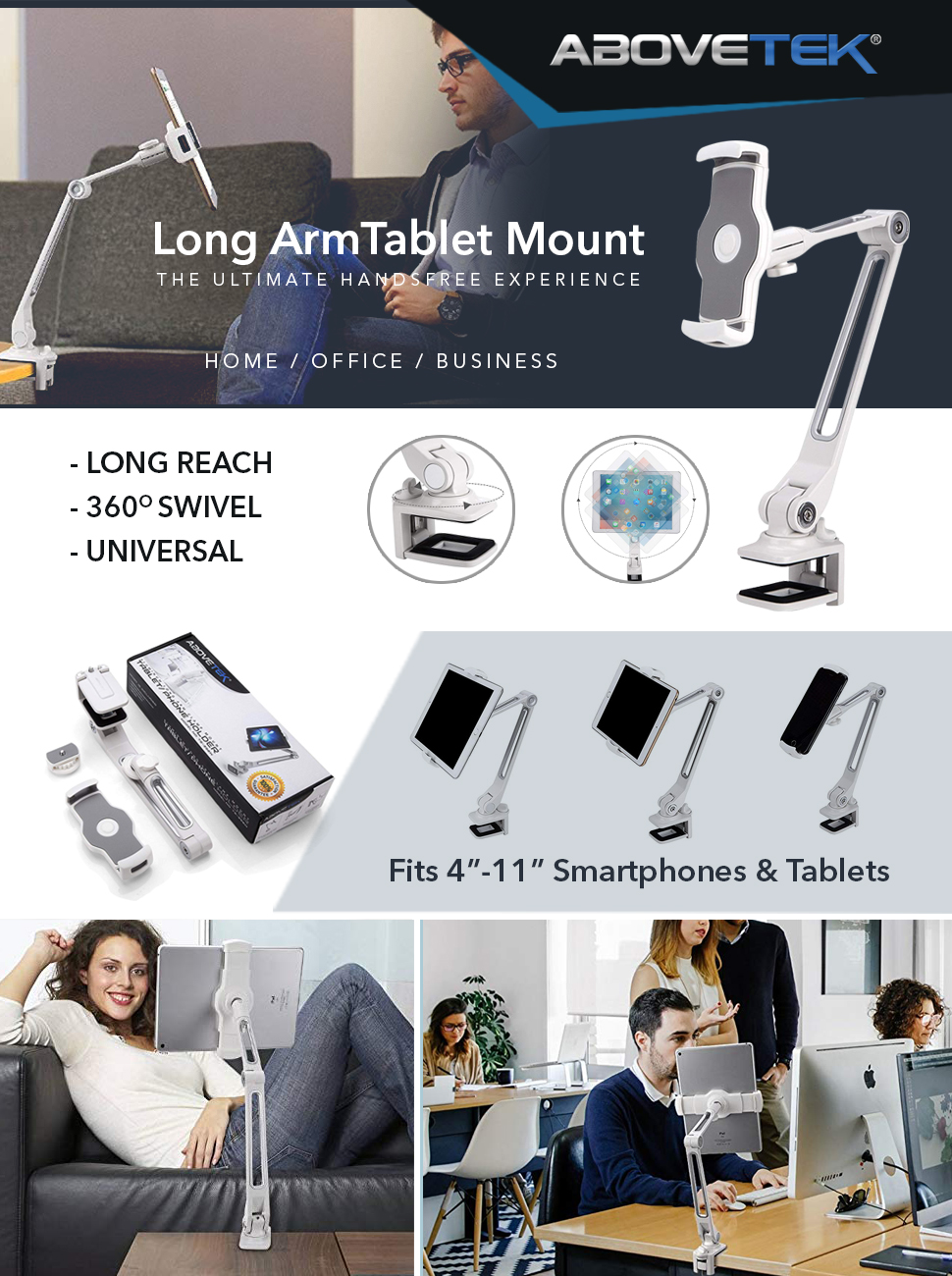 Long Arm Mount