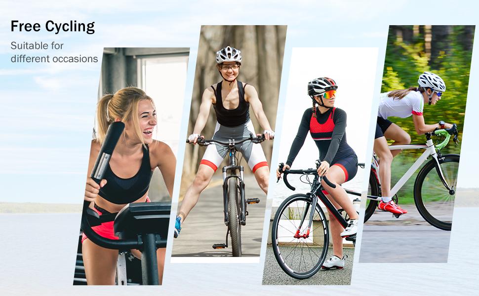 for cycling biking