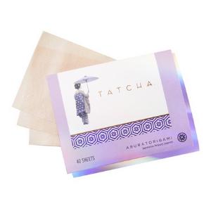 tatcha ABURATORIGAMI Japanese Blotting Papers