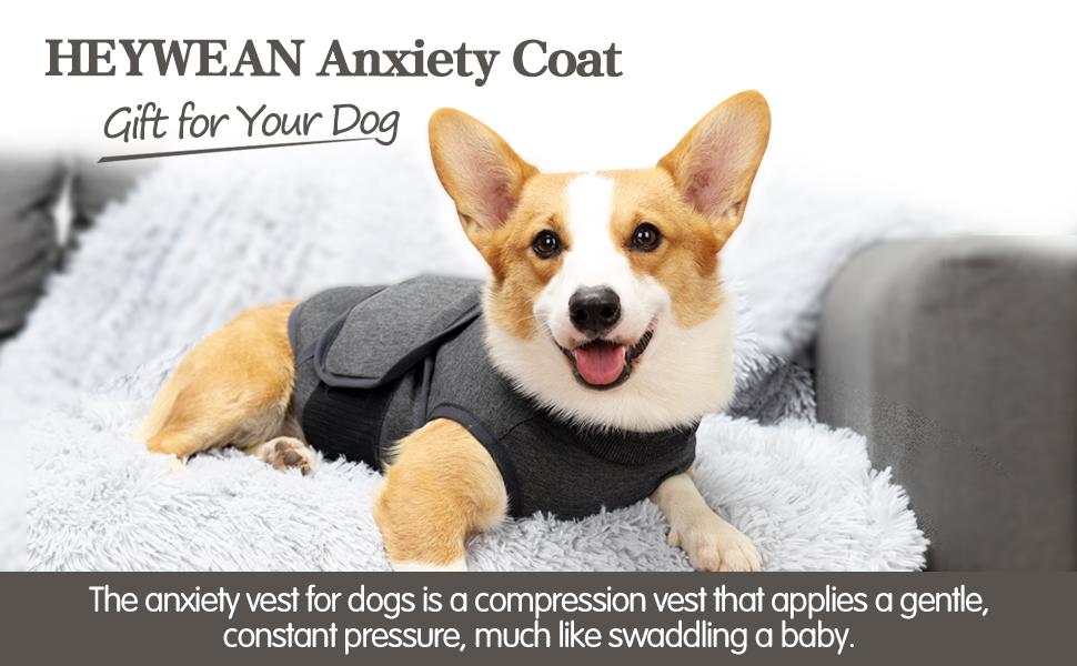 Heywean anxiety coat