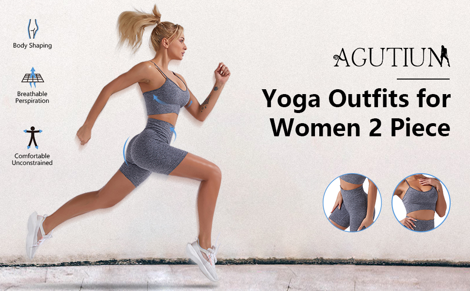 Womens Yoga set