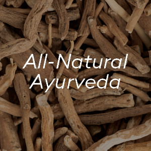 all-natural ayurveda