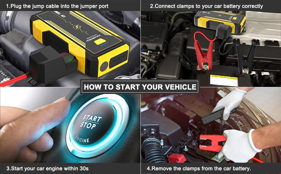 start your car